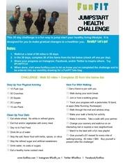 PDF Document jumpstart health challenge