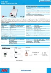 PDF Document wzb 05et wireless zigbee ethernet converter