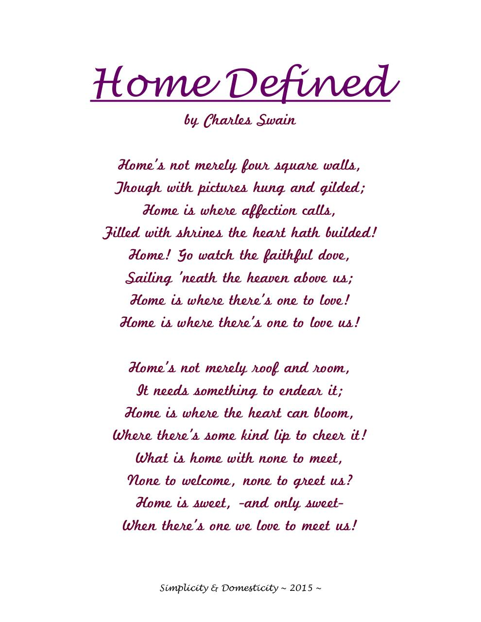 Document preview Home Defined.pdf - page 1/1