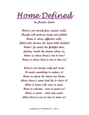 home defined