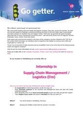 20150108 supply services intern