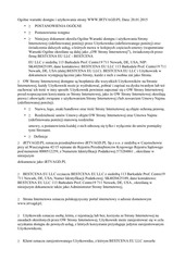 PDF Document regulamin pdf