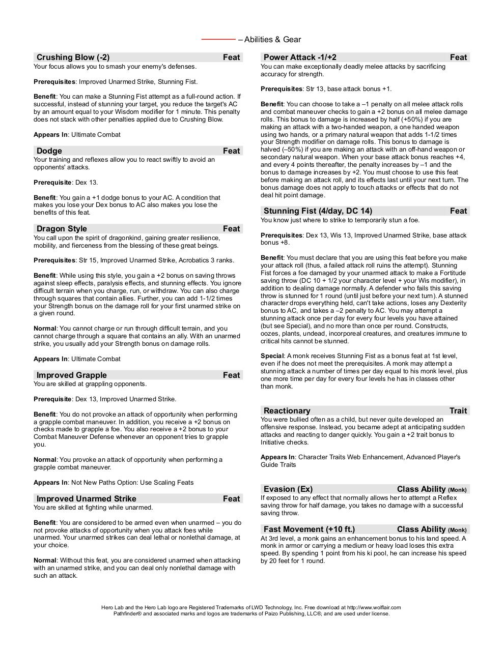 Hero_Lab_-_Monk_-_Abilities.pdf - page 1/3