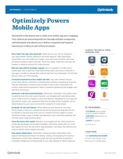 mobile business value 1 pager