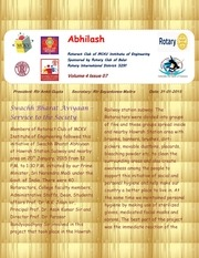 abhilash volume 4 issue 7