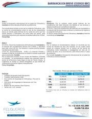PDF Document barrancas paquetes