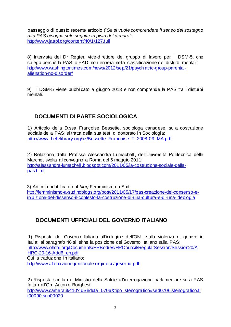 Document preview ELENCO DEI LINK.pdf - page 3/4