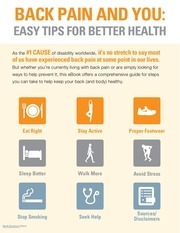 back pain you easy tips for better health