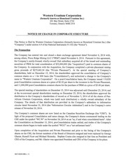 2015 02 03 notice of change in corporate structure