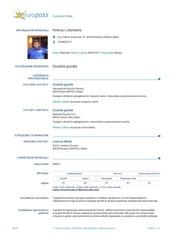 PDF Document europass cv 20150204 arienzo it