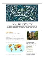 isfo newsletter february 2015