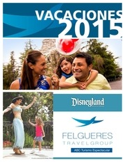 manual vacaciones 2015 disney