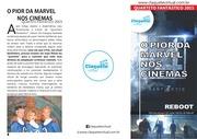 capa fonte branca borda preta ff4 www claquetevirtual