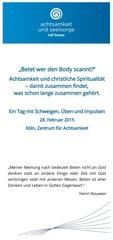 betet wer den body scannt