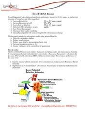PDF Document sword elisa booster summary