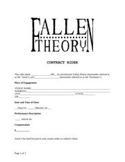 PDF Document fallentheoryridercontract
