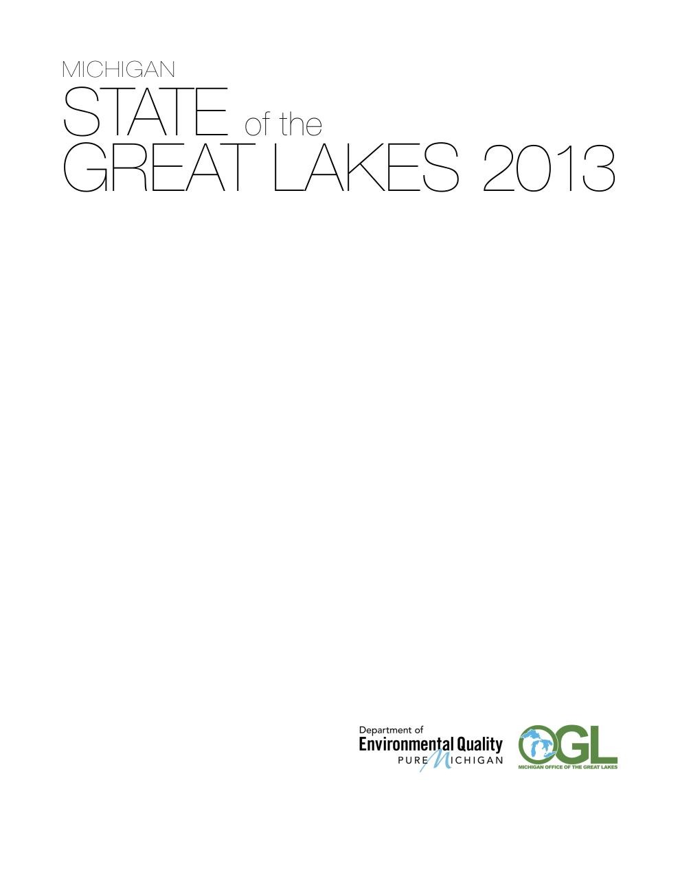 State of the Great Lakes 2013.pdf - page 1/24
