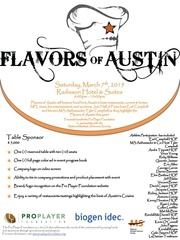 flavors of austin table 1 page