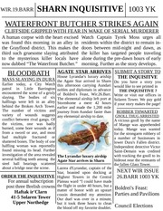 sharn inquisitive 1st issue