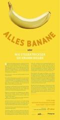 attac flyer alles banane