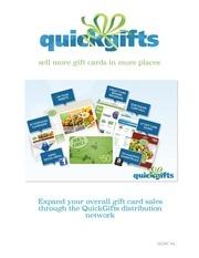 quickgifts distribution deck amazon