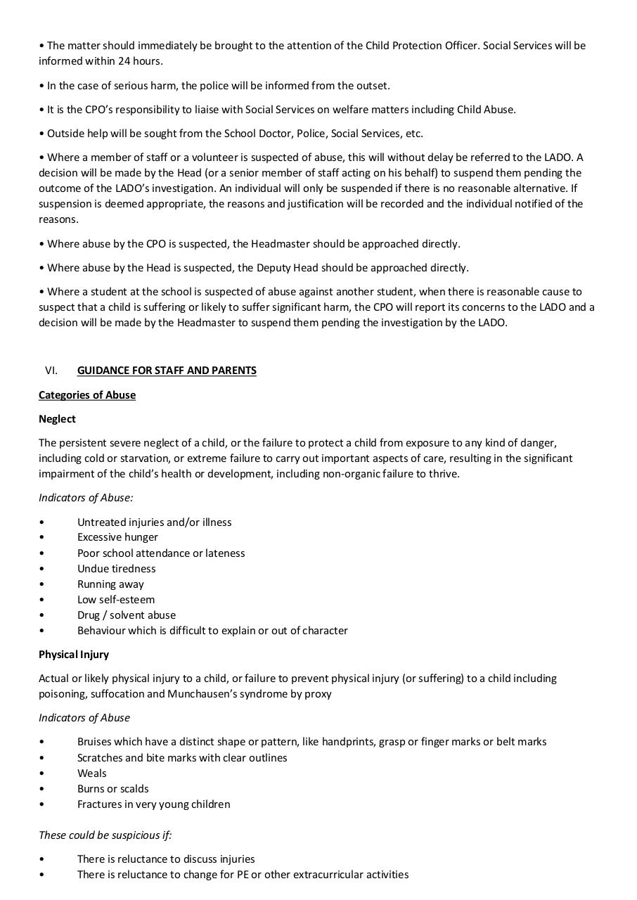 St Potter college safeguarding policy.pdf - page 4/7