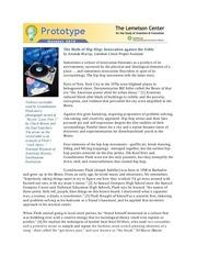 smithsonian e news article 2010