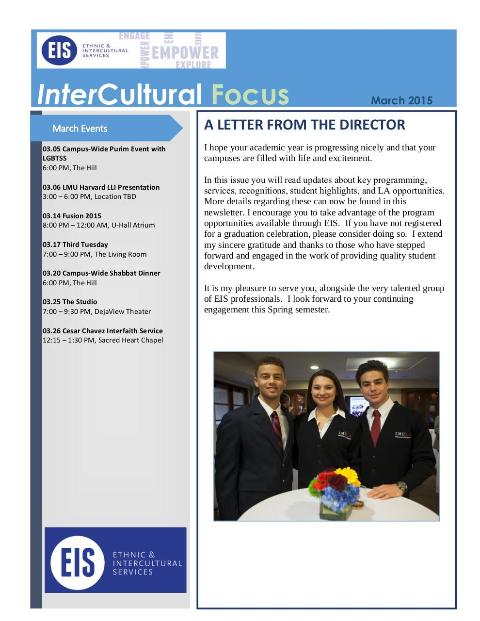 EIS InterCultural Focus March 2015.pdf - page 1/7