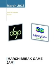 march break game jam