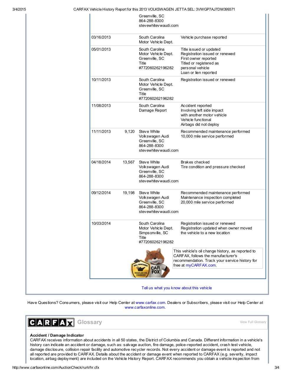 carfax - PDF Archive