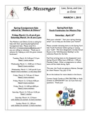 mhumc newsletter march2015