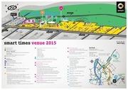 smart times 2015 venue plan
