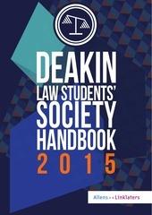 2015 dlss student handbook