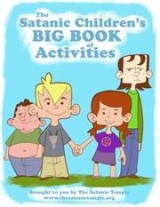 satanic temple activity book
