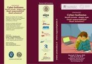 cyber bullismo depliant ragusa 17 marzo