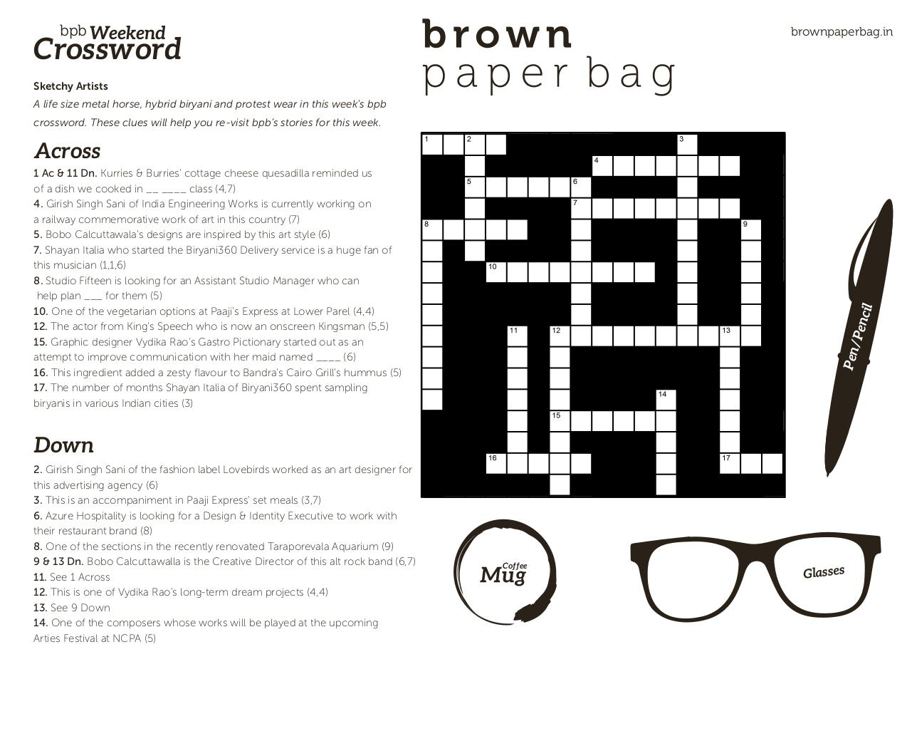 Document preview Crossword 13.pdf - page 1/1