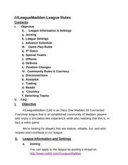 PDF Document leaguemadden rules