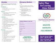 udvc safety plan english