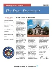 2015 dean document week 2