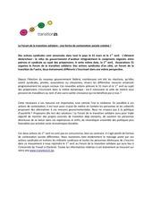 PDF Document communique syndicats