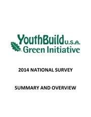 2014 national survey summary