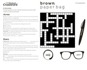 crossword mar 20