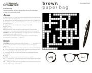 crossword mar 20