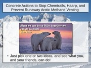how to stop chemtrails and haarp