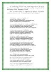 happy birthday greg ellis poem by the archivist