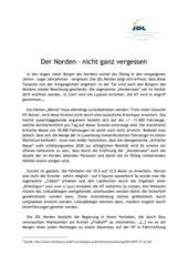 PDF Document der norden nicht ganz vergessen