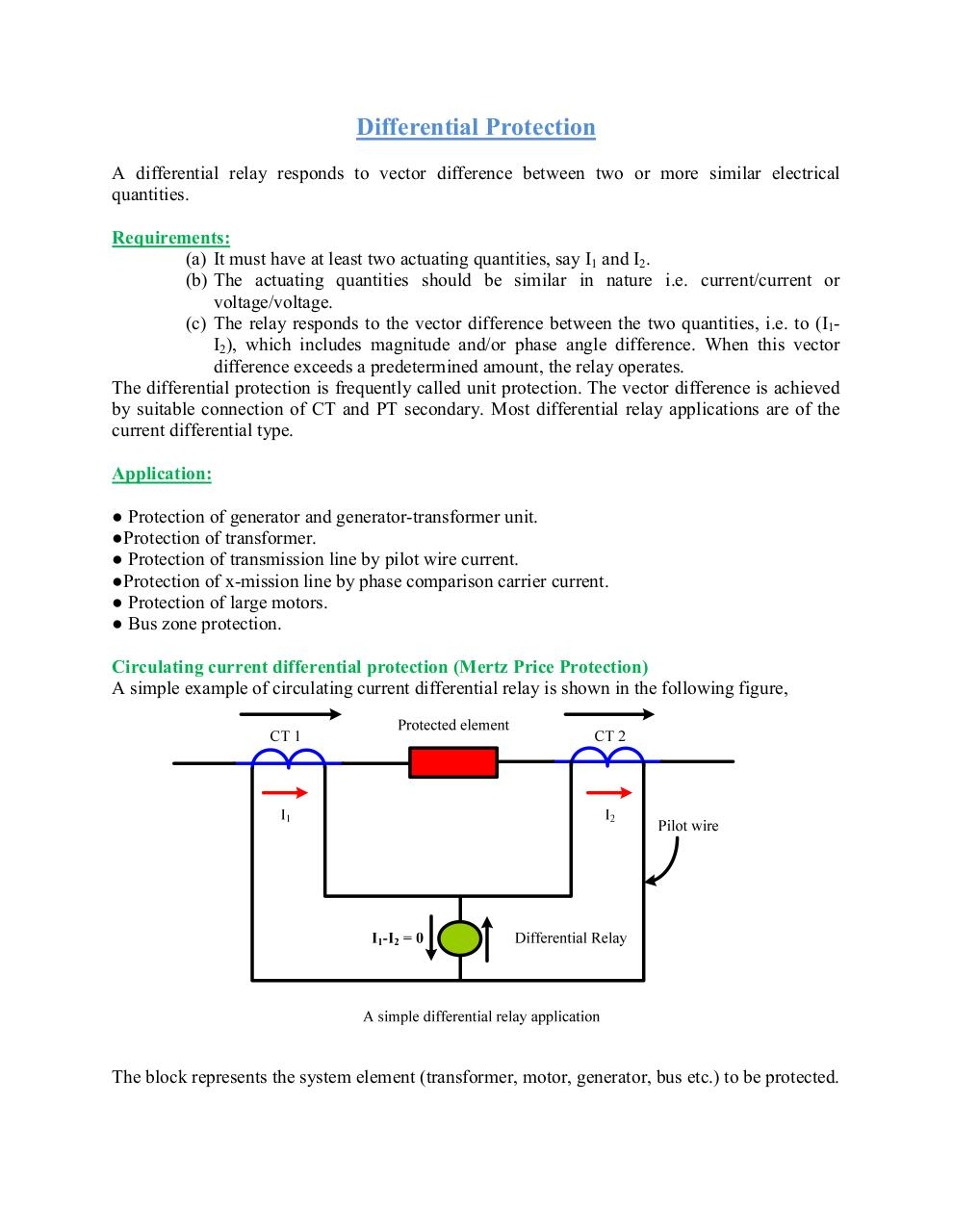 Differential Protection.pdf - page 1/12