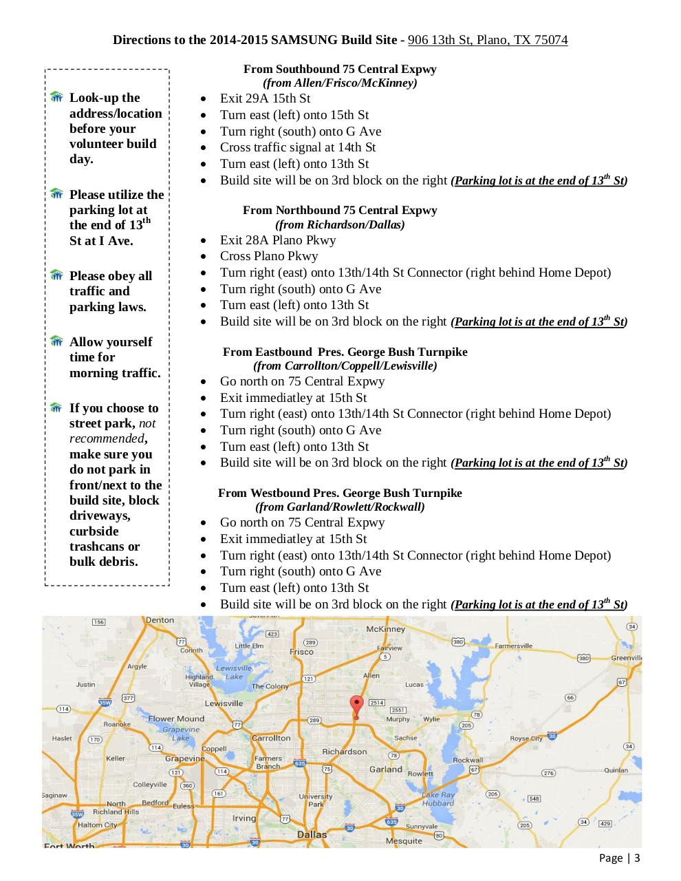 Volunteer Packet 2014-2015 - Habitat Samsung Build 2.pdf - page 3/6