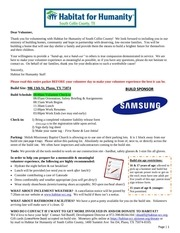 PDF Document volunteer packet 2014 2015 habitat samsung build 2