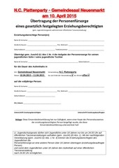 PDF Document bertragung der personenf rsorge